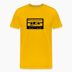 Cassette Audio Tape T-Shirts