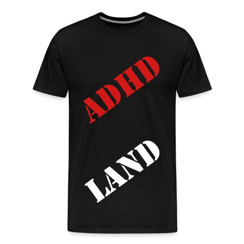 ADHD Male T Shirt - Men's Premium T-Shirt