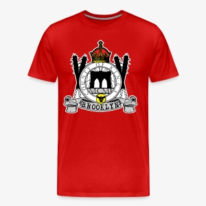 County of Kings HEVYWEIGHT TEE - Men's Premium T-Shirt