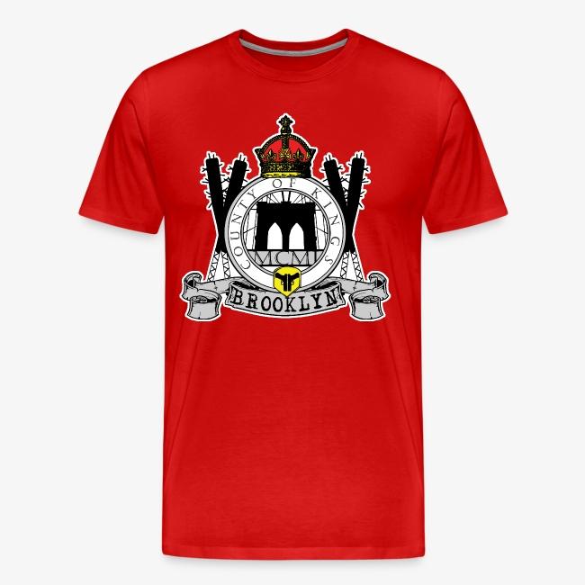 County of Kings HEVYWEIGHT TEE