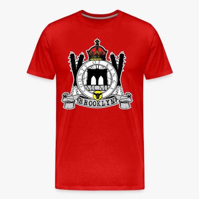 County of Kings HEVYWEIGHT TEE