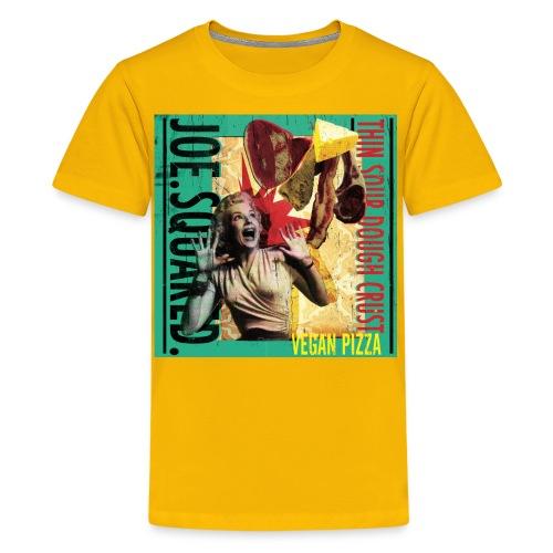 Vegan Kid's T-shirt - Kids' Premium T-Shirt
