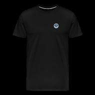 T-Shirts ~ Men's Premium T-Shirt ~ Men's Single-Sided Logo Tee (Heavy Weight)