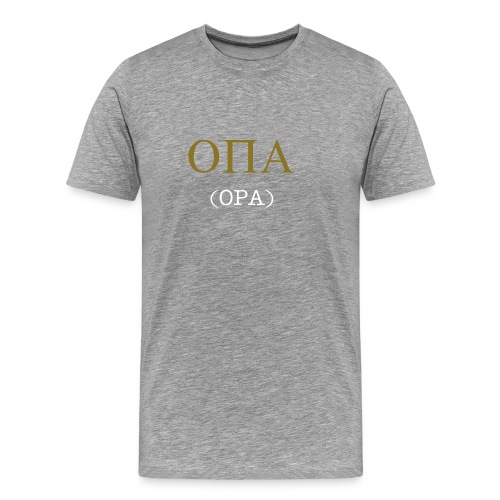 OPA! - Men's Premium T-Shirt