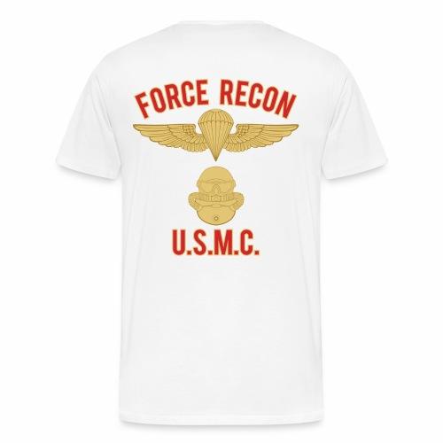 Force Recon - Men's Premium T-Shirt