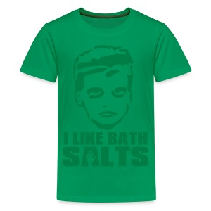 I LIKE BATH SALTS Shirt - Kids' Premium T-Shirt
