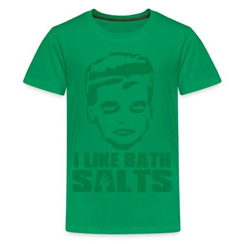 I LIKE BATH SALTS Shirt - Kids' Premium T-Shirt