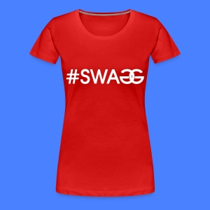#SWAGG Women's T-Shirts - stayflyclothing.com - Women's Premium T-Shirt