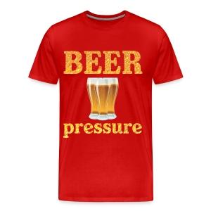 Beer Pressure T-Shirt - Men's Premium T-Shirt