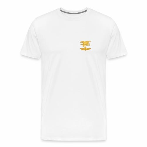 SEALs Parachutist - Men's Premium T-Shirt