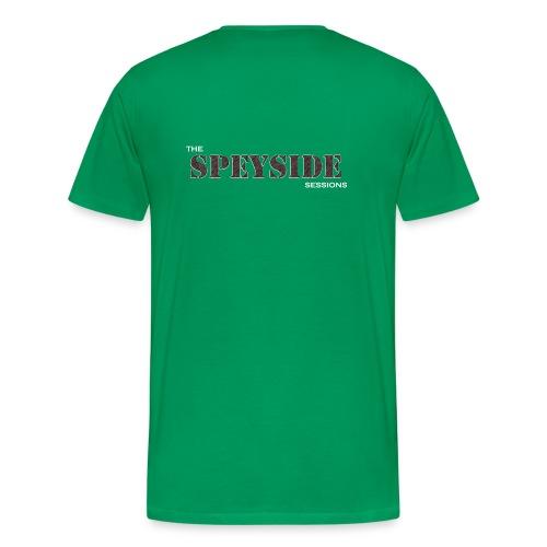 Men's Itsabrawmoonlichtnichtthenicht Tshirt - Men's Premium T-Shirt