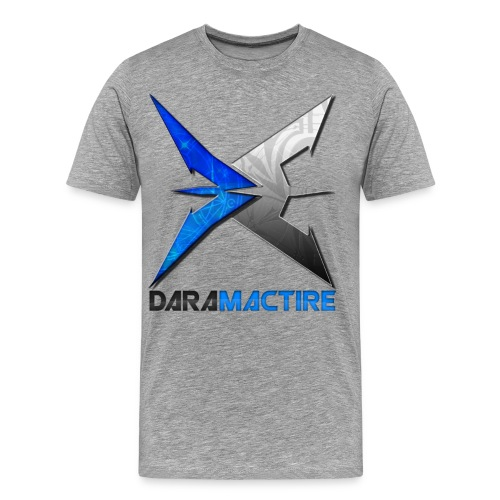 Dara Mactire - Big Country - Men's Premium T-Shirt