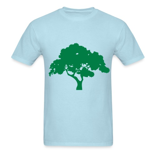 tree - Men's T-Shirt