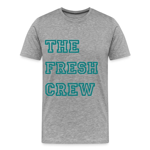 The Fresh Crew Tee - Men's Premium T-Shirt