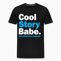 cool_story T-Shirts