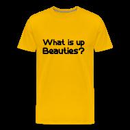 T-Shirts ~ Men's Premium T-Shirt ~ Intro Shirt