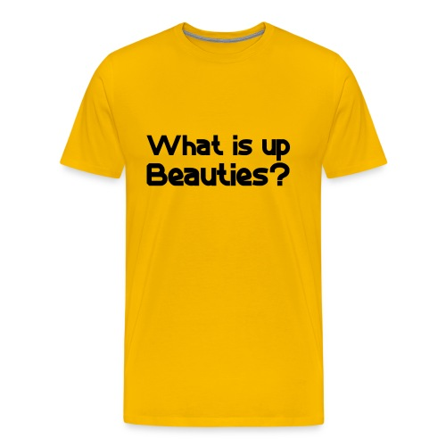 Intro Shirt - Men's Premium T-Shirt