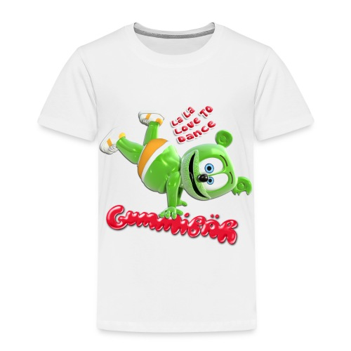 Gummibär (The Gummy Bear) La La Love To Dance Toddler T-Shirt - Toddler Premium T-Shirt