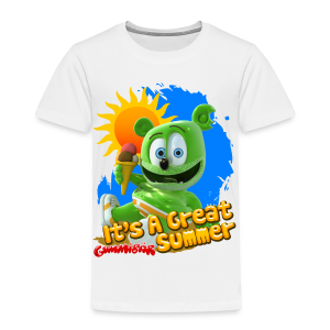 It's A Great Summer Toddler's T-Shirt - Toddler Premium T-Shirt