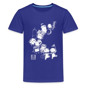 BFF Parade Kids ANY COLOR - Kids' Premium T-Shirt