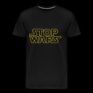 T-Shirts ~ Men's Premium T-Shirt ~ Stop Wars
