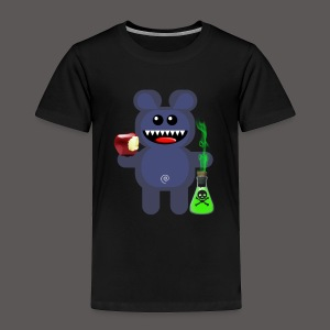 BEAR 6 - Toddler Premium T-Shirt