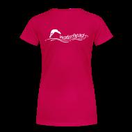 Women's T-Shirts ~ Women's Premium T-Shirt ~ Waterhead™ Watersports