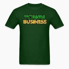 TOWN BUSINESS OAKLAND A'S EDITION