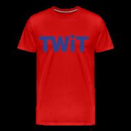 T-Shirts ~ Men's Premium T-Shirt ~ Men's Single Color Single-Sided Shirt - 3XL & 4XL