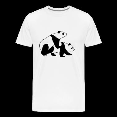 Panda Sex Street Art T-Shirts