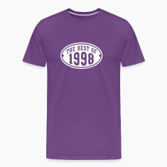 THE BEST OF 1998 Birthday Anniversary T-Shirt WP
