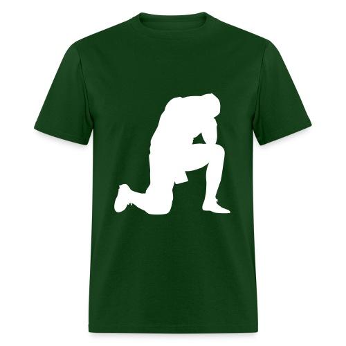 Jesus is a Jets Fan - Men's T-Shirt