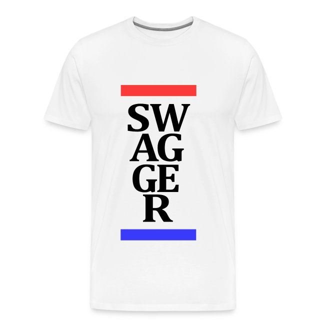 Swagger Stripes t-shirt