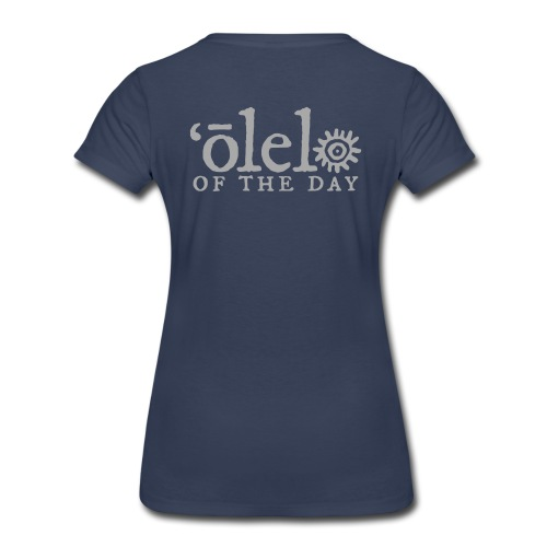 March of Kamehameha - Women's Premium T-Shirt