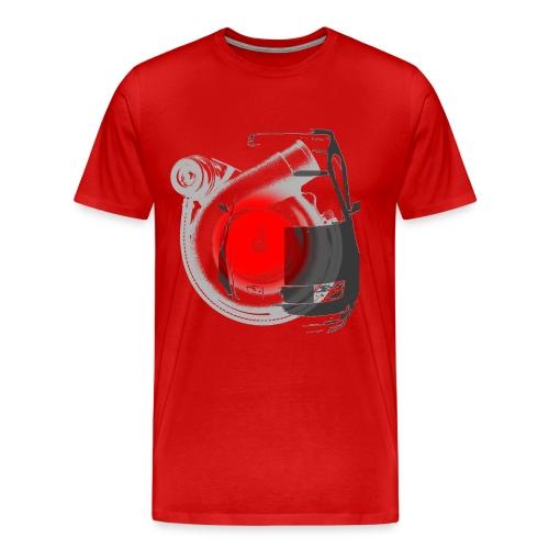 300ZX TURBO - Men's Premium T-Shirt