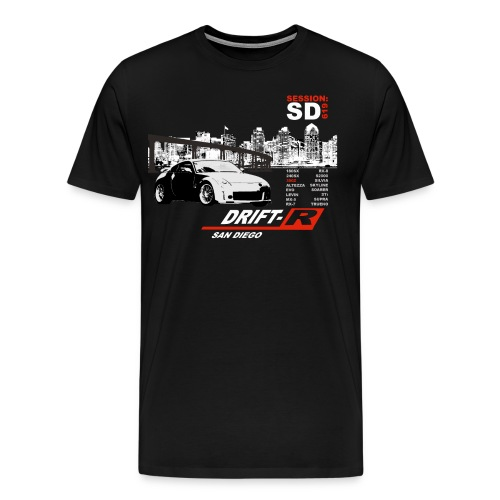 Boy's Drift Shirt. - Men's Premium T-Shirt
