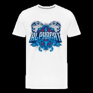 T-Shirts ~ Men's Premium T-Shirt ~ Alphacat Men's 3XL/ 4XL Tee