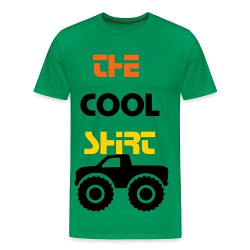 The Cool Shirt  - Men's Premium T-Shirt