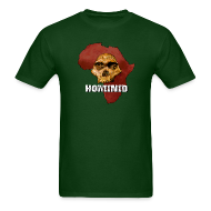 T-Shirts ~ Men's T-Shirt ~ Hominid Origin