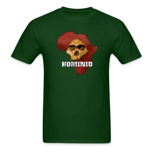 Hominid Origin - Men's T-Shirt