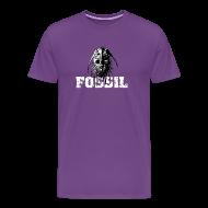 T-Shirts ~ Men's Premium T-Shirt ~ Fossil