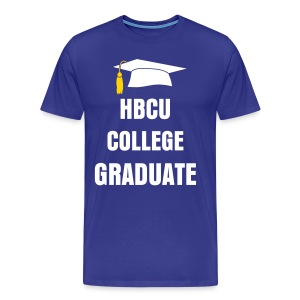 #teamHigherEd - Men's Premium T-Shirt