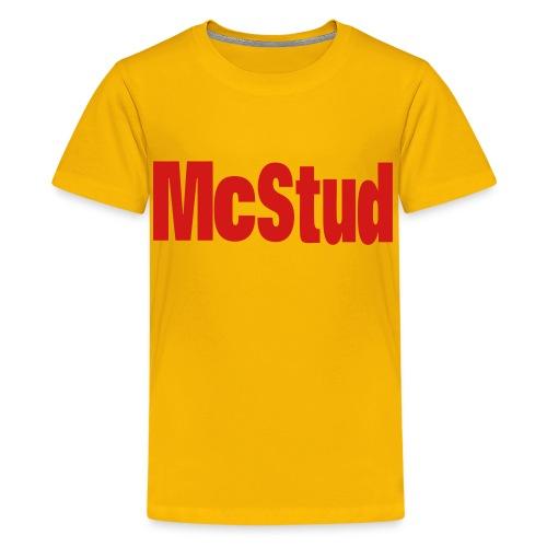McStud - Kids' Premium T-Shirt