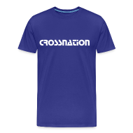 T-Shirts ~ Men's Premium T-Shirt ~ Crossnation T-Shirt