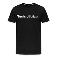 T-Shirts ~ Men's Premium T-Shirt ~ TechnoBuffalo Shirt XL (Black)