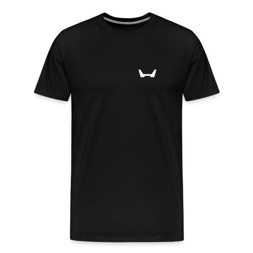 Famous H. Quote Shirt - Men's Premium T-Shirt