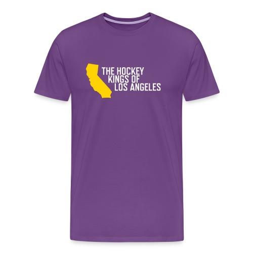 The Hockey Kings of Los Angeles - Men's Premium T-Shirt
