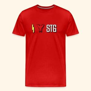 I ❤ STG 5 - Men's Premium T-Shirt