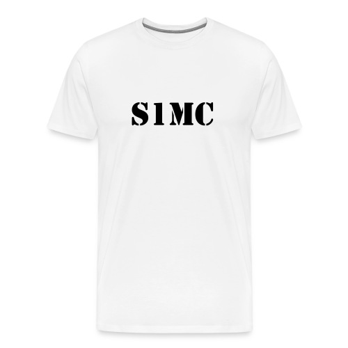 S1MC  - Men's Premium T-Shirt
