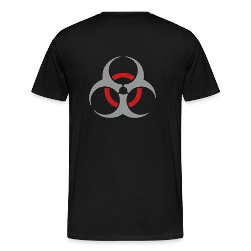 Cobalt FitT BW - Men's Premium T-Shirt